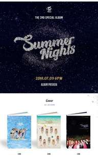 PO Twice Summer Night