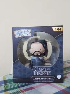 Jon Snow (Game of Thrones) Funko Dorbz Vinyl Collectible