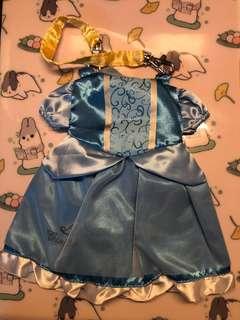 全新Cinderella公主裙子手機袋