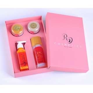 [ Box PINK CLEANSER ] Cream RD CLEANSER BOX PINK CV ARNI BPOM