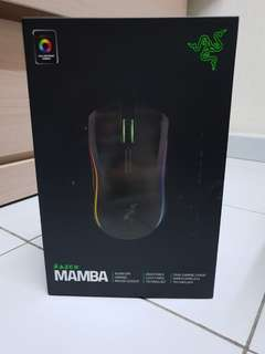 BNIB Razer Mamba wireless 16000DPI