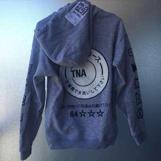TNA | Grey hoodie