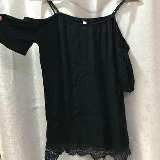 Off Shoulder Blouse / Dress