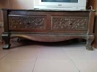 Antique Side Drawers
