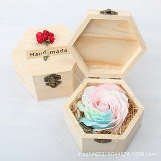 HANDMADE SOAP FLOWER