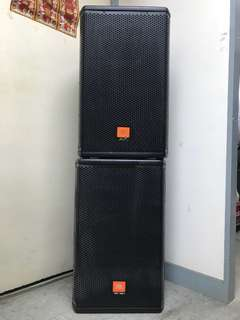 jbl mrx515 speakers pair
