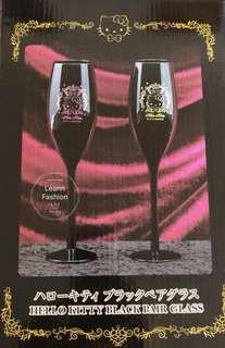 Hello Kitty 香檳杯