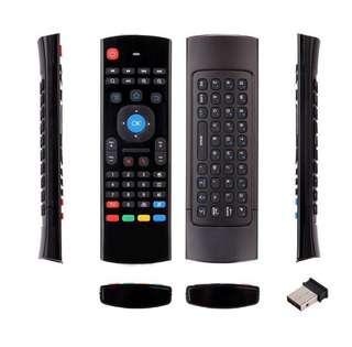 PO 2.4g Wireless Airmouse Remote