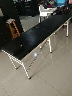 Massage bed table portable