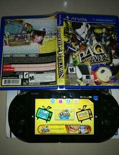 Kaset PS Vita original PSVita fullset