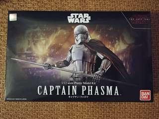 Bandai 1/12 Star Wars The Last Jedi Captain Phasma