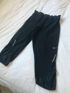 Women's Nike crop running tights