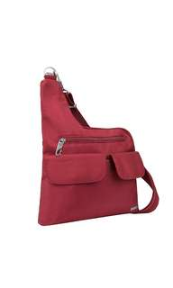 BN Travelon anti-theft cross body bag unisex for traveling or daily use