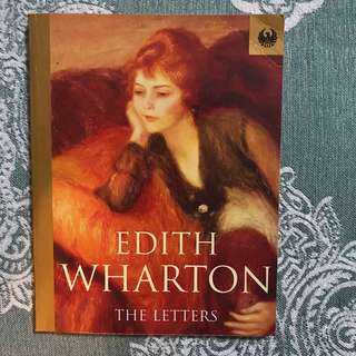Book 📖: The Letters by Edith Wharton
