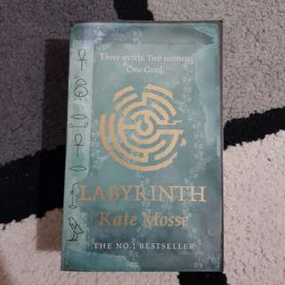 Labyrinth by Kate Moss