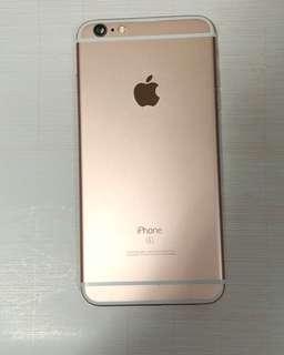 iPhone 6s Plus 32gb rose gold 2018.7.17過保 99new