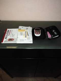 Brand new - Blood Glucose meter and Lancing Device Only