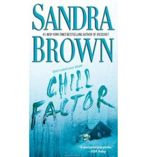 Ebook Chill Factor - Sandra Brown