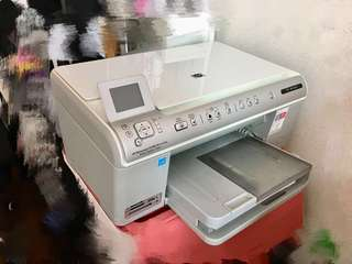 HP photosmart C6380 All-in-one printer