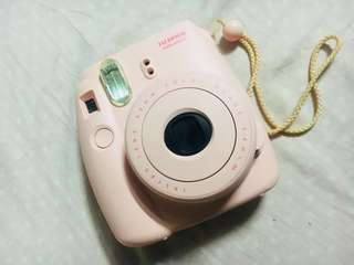 Not for sale as of the moment - Instax mini 8
