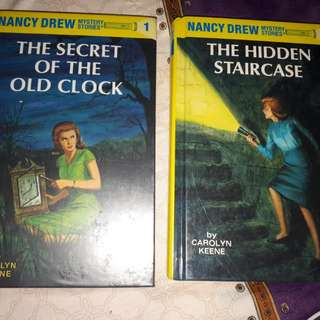 Nancy Drew No 1  2