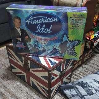 American idol all star challenge DVD game