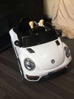 New 2 in 1 Electric Car stroller for Children Kid toddlers and newborn baby