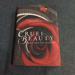 📚Cruel Beauty - Rosamund Hodge - Hard bound