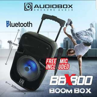 Audiobox BBX800 Portable PA