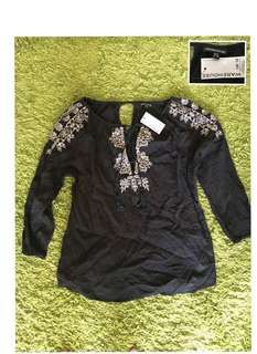 Blouse new with tag