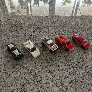 Die Cast Metal Miniature Cars 3 inch approx