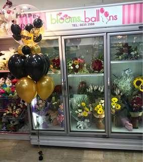 🚚 Personalized Bubble Balloon Bouquet