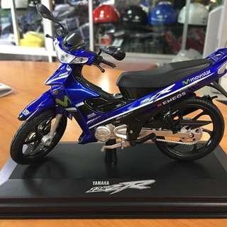 Yamaha Y125ZR Movistar Miniature