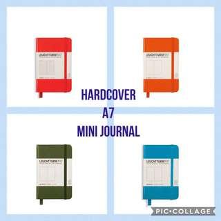 Leuchtturm1987 A7 Mini Journal or Notebook