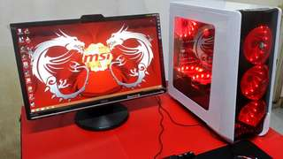 GAMING SET DESKTOP