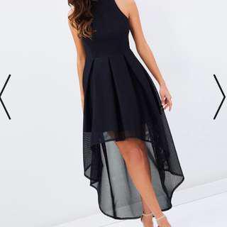 Grace And Hart Black Dress Formal