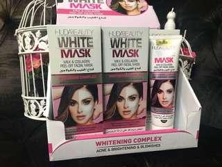Huda White Mask
