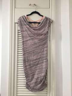 Bench pink racerback dress