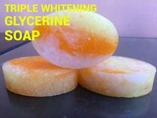 Oval soap