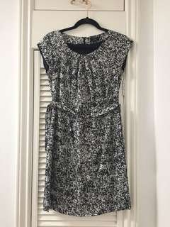 Jacob 100% silk dress