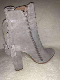 Steeve Madden Genuine Suede Boots