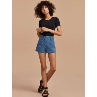Aritzia Wilfred Free Naves Shorts
