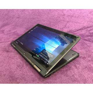 Lenovo Yoga S1 Flip 360 Ultrabook slim laptop