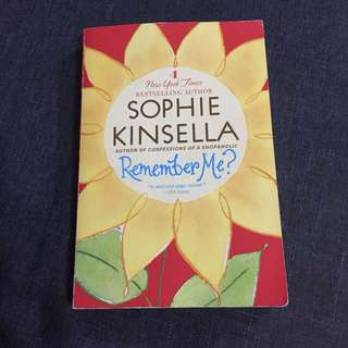 📚 Remember Me? - Sophie Kinsella