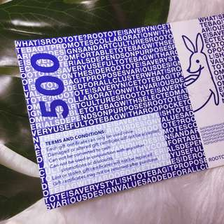 ROOTOTE | Gift Certificate
