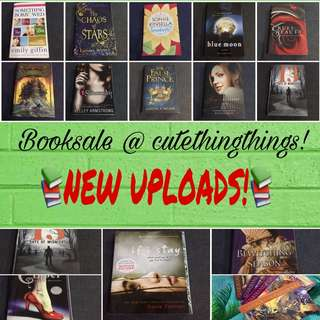 📚 Check out our new book uploads!