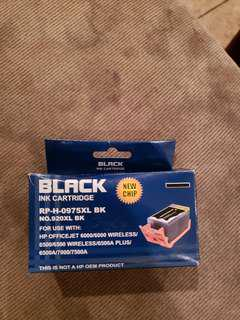 920XL Black Ink Cartridge for Hp Printers Brand New Price is negotiable