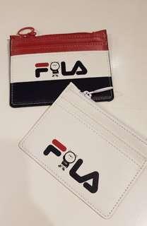 (Po) Korea Fila X Wonnie Card Holder