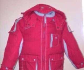 Wintertime Down Jacket 6-8 yr