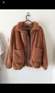 Teddy jacket ( Pixie coat )